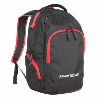 Dainese D Quad Black Red Backpack 1
