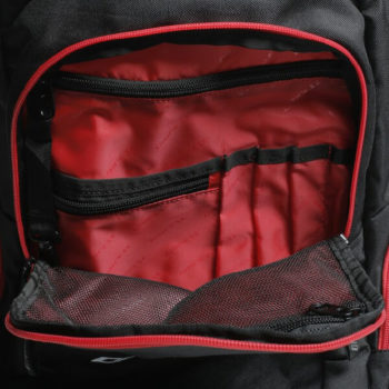 Dainese D Quad Black Red Backpack 2