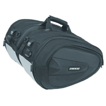 Dainese D Saddle Stealth Black Motercycle Bag 1