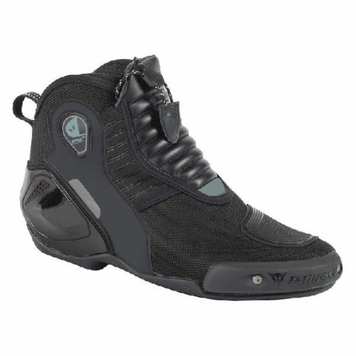 Dainese Dino D1 Black Anthracite Lady Riding Shoes 1