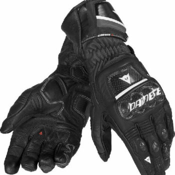 Dainese Druids S ST Black Gloves 1