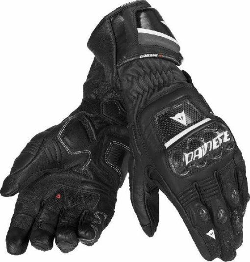 Dainese Druids S ST Black Gloves 1