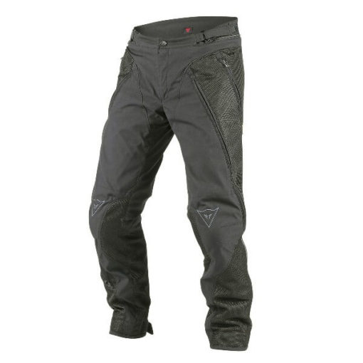 Dainese Over Flux Black Tex Pants 1
