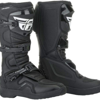 Fly Racing Maverik 2019 Black Riding Boots