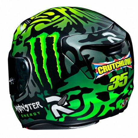 HJC RPHA 11 Crutchlow Special Moto GP Helmet 1