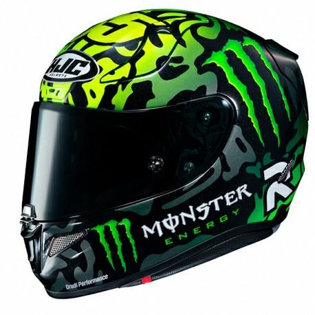 HJC RPHA 11 Crutchlow Special Moto GP Helmet 2