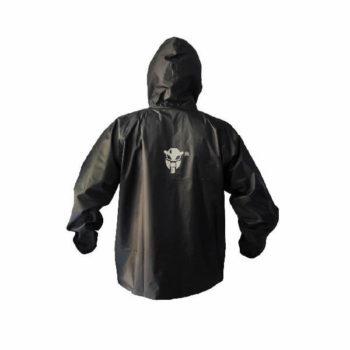 Mototech Hurricane 2.0 Black Rain Over Jacket 1
