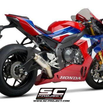 SC Project GP70 R H35 T70T Slip On Titanium Exhaust For Honda CBR 1000RR1
