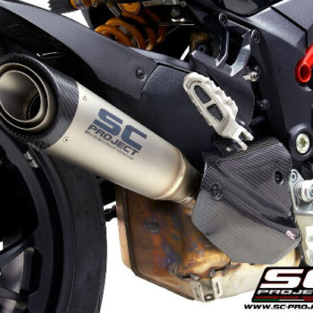 SC Project S1 D30 41T Slip on Titanium Exhaust For Ducati Multistrada 1260 2