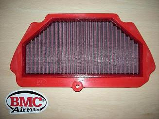 BMC Air Filter FM554 04 For Kawasaki Ninja ZX 6R