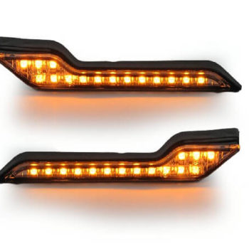 Barkbusters LED Indicators Amber