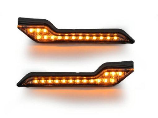 Barkbusters LED Indicators Amber