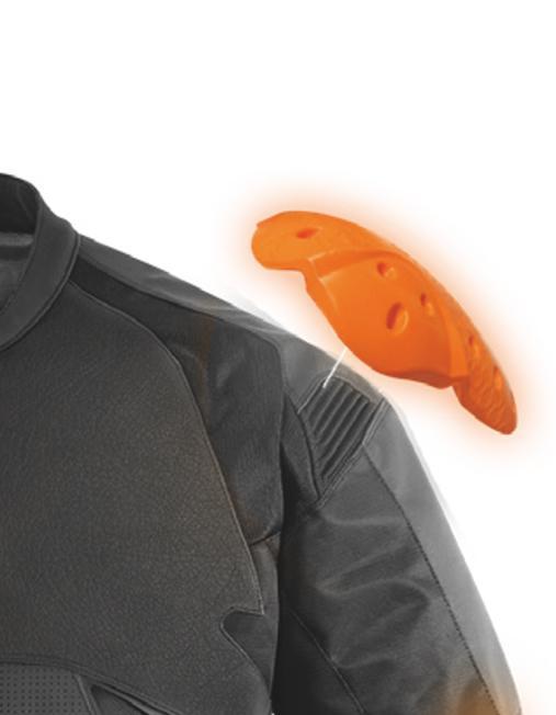 Bikeratti D3O LP1 Shoulder Protectors 3