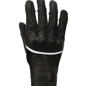 Bikeratti Matador Spirit Classic Black Riding Gloves 1