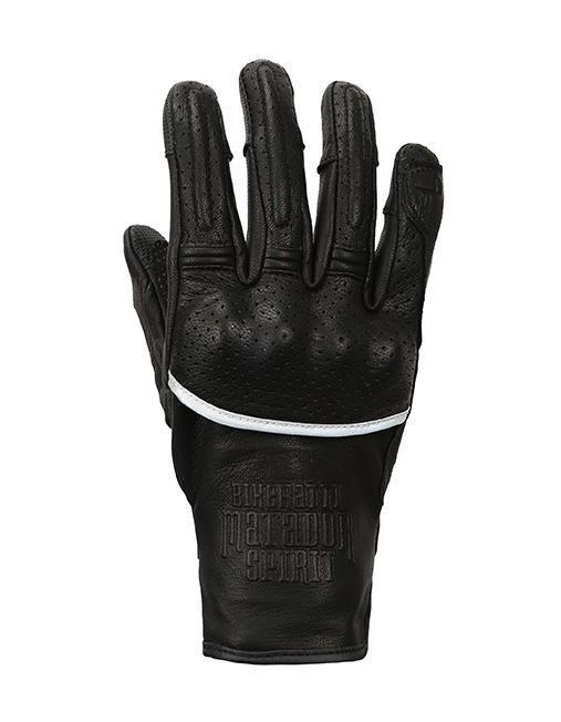 Bikeratti Matador Spirit Classic Black Riding Gloves 1