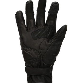 Bikeratti Matador Spirit Classic Black Riding Gloves 2