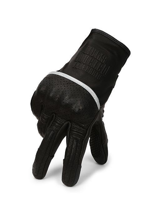 Bikeratti Matador Spirit Classic Black Riding Gloves 3