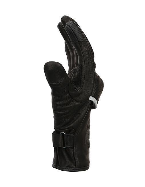 Bikeratti Matador Spirit Classic Black Riding Gloves 4