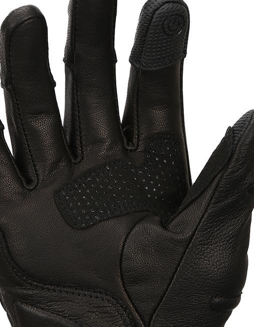 Bikeratti Matador Spirit Classic Black Riding Gloves 5