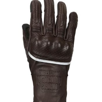 Bikeratti Matador Spirit Classic Brown Riding Gloves 1