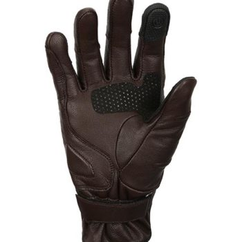 Bikeratti Matador Spirit Classic Brown Riding Gloves 2