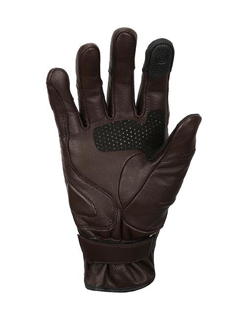 Bikeratti Matador Spirit Classic Brown Riding Gloves 2