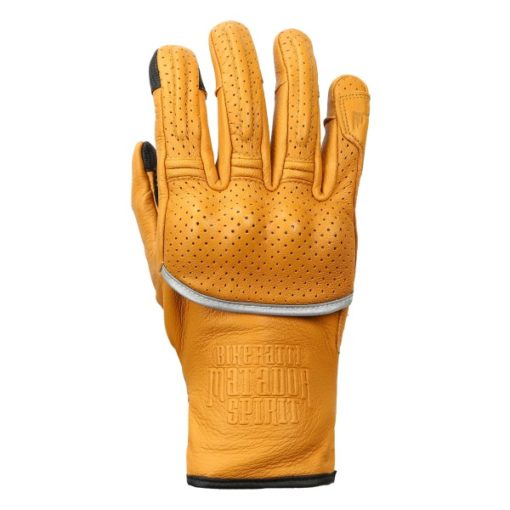 Bikeratti Matador Spirit Classic Tan Riding Gloves 1