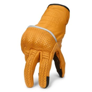 Bikeratti Matador Spirit Classic Tan Riding Gloves 2