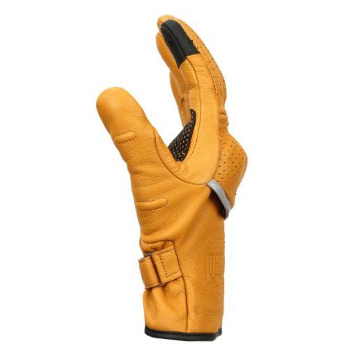 Bikeratti Matador Spirit Classic Tan Riding Gloves 3