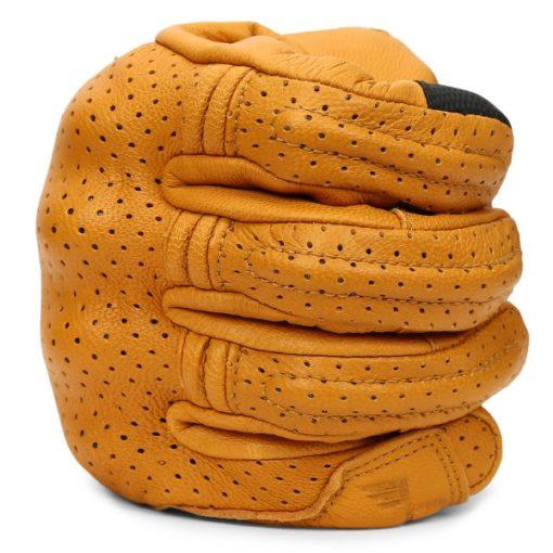 Bikeratti Matador Spirit Classic Tan Riding Gloves 4