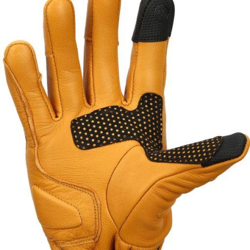 Bikeratti Matador Spirit Classic Tan Riding Gloves 5