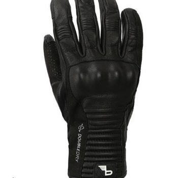 Bikeratti Meridian Black Riding Gloves 1