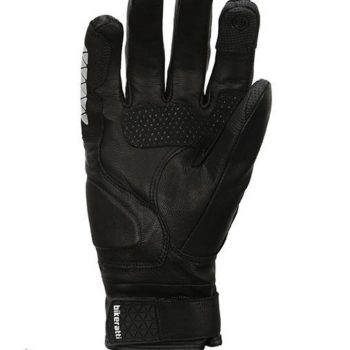 Bikeratti Meridian Black Riding Gloves 2