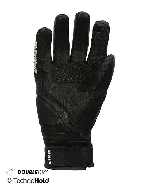 Bikeratti Meridian Black Riding Gloves 2