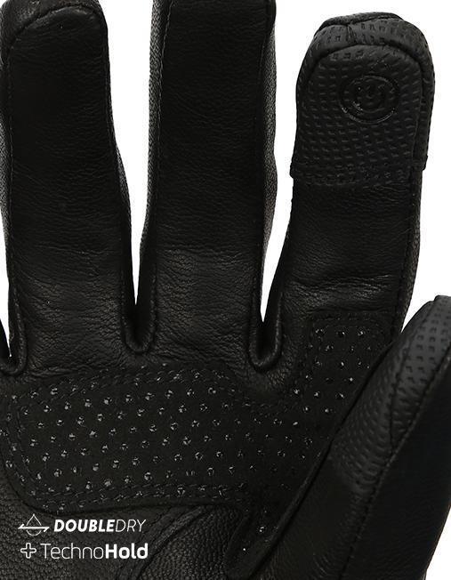 Bikeratti Meridian Black Riding Gloves 4