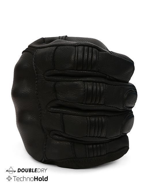 Bikeratti Meridian Black Riding Gloves 6