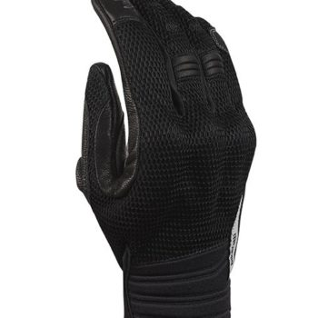 Bikeratti Vind Summer Black Riding Gloves 1
