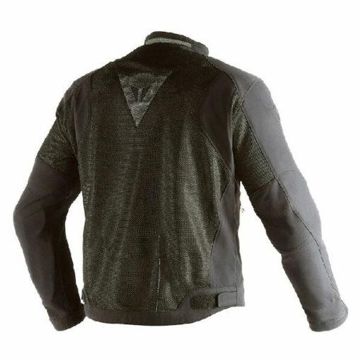 Dainese Airflux D1 Textile Black High Rise Riding Jacket 1