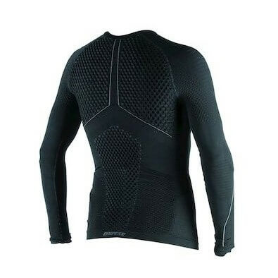 Dainese Cool Tech Anthracite Tee LS 1