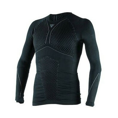 Dainese Cool Tech Anthracite Tee LS