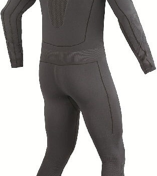 Dainese Cool Tech Black Anthracite Riding Suit 1