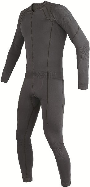 Dainese Cool Tech Black Anthracite Riding Suit