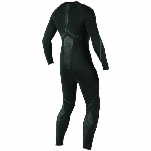 Dainese D Core Dry Black Anthracite Riding Suit 1