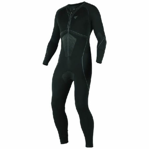Dainese D Core Dry Black Anthracite Riding Suit