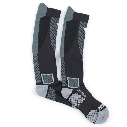 Dainese D Core High Black Anthracite Sock