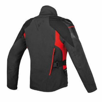 Dainese D Cyclone Goretex Black Red Riding Jacket 1