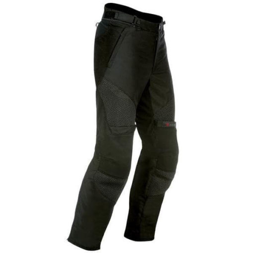 Dainese Drake Air Tex Black Riding Pants