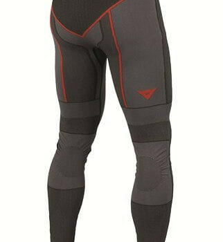 Dainese Evolution Warm Black Anthracite Riding Pants 1