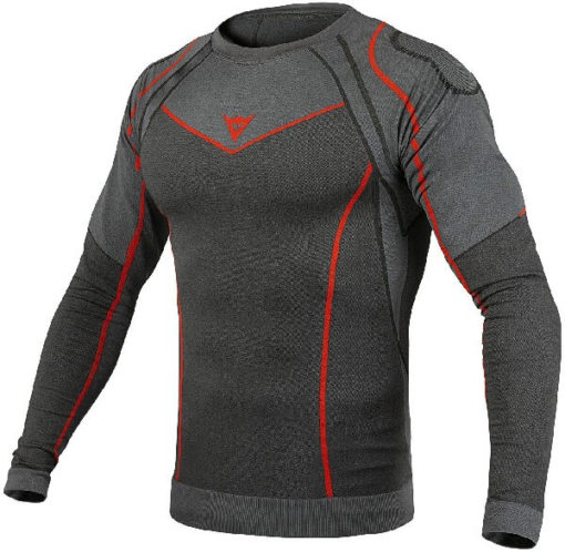 Dainese Evolution Warm Black Anthracite T Shirt