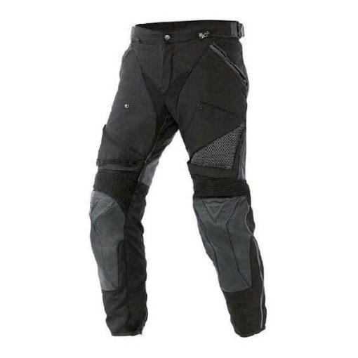 Dainese Horizon Leather Tex Black Riding Pants